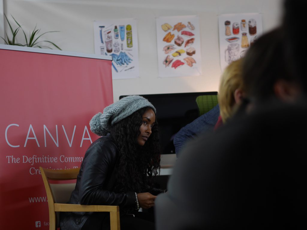 Canvas photographer's round table #1 - Event photos