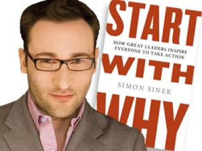 Tacchi Reading List - Start with why by Simon Sinek