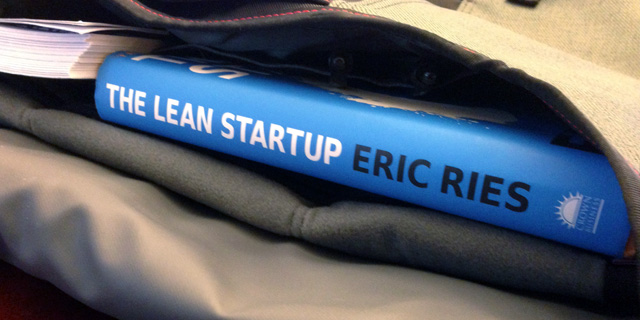 Tacchi Reading List - The Lean Startup by Eric Ries