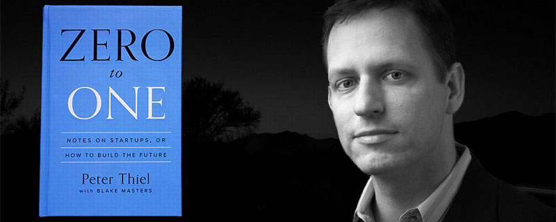 Tacchi Reading List - Zero to One by Peter Thiel